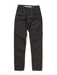 Jeans Pipe - black
