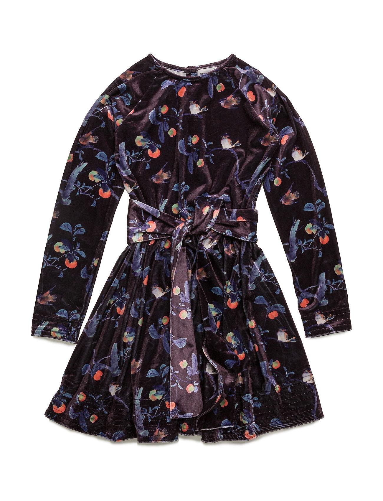 4de9d002e9e Adele Dress Velvet How to kiss a frog Kjoler til Børn i ...