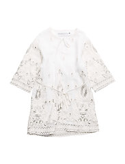 SUNNY Tunic - White embroidery
