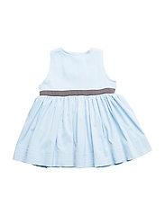 NINNI Dress - Ice blue