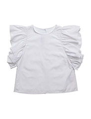 Lua blouse - WHITE