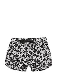 Dee shorts - BUTTERFLY BLACK