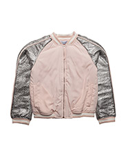 Taylor jacket - POWDER/SILVER