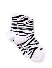 SPORTY ZEBRA - WHITE