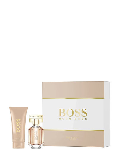 THE SCENT FOR HER EAU DEPARFUM 30ML/BODY LOTION 100ML - NO COLOR