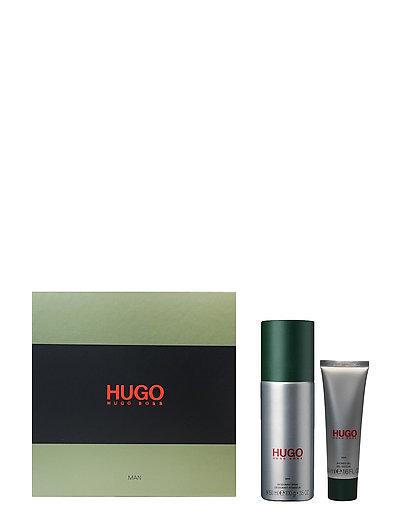 HUGO MAN DEODORANT SPRAY150ML/SHOWER GEL 50ML - NO COLOR