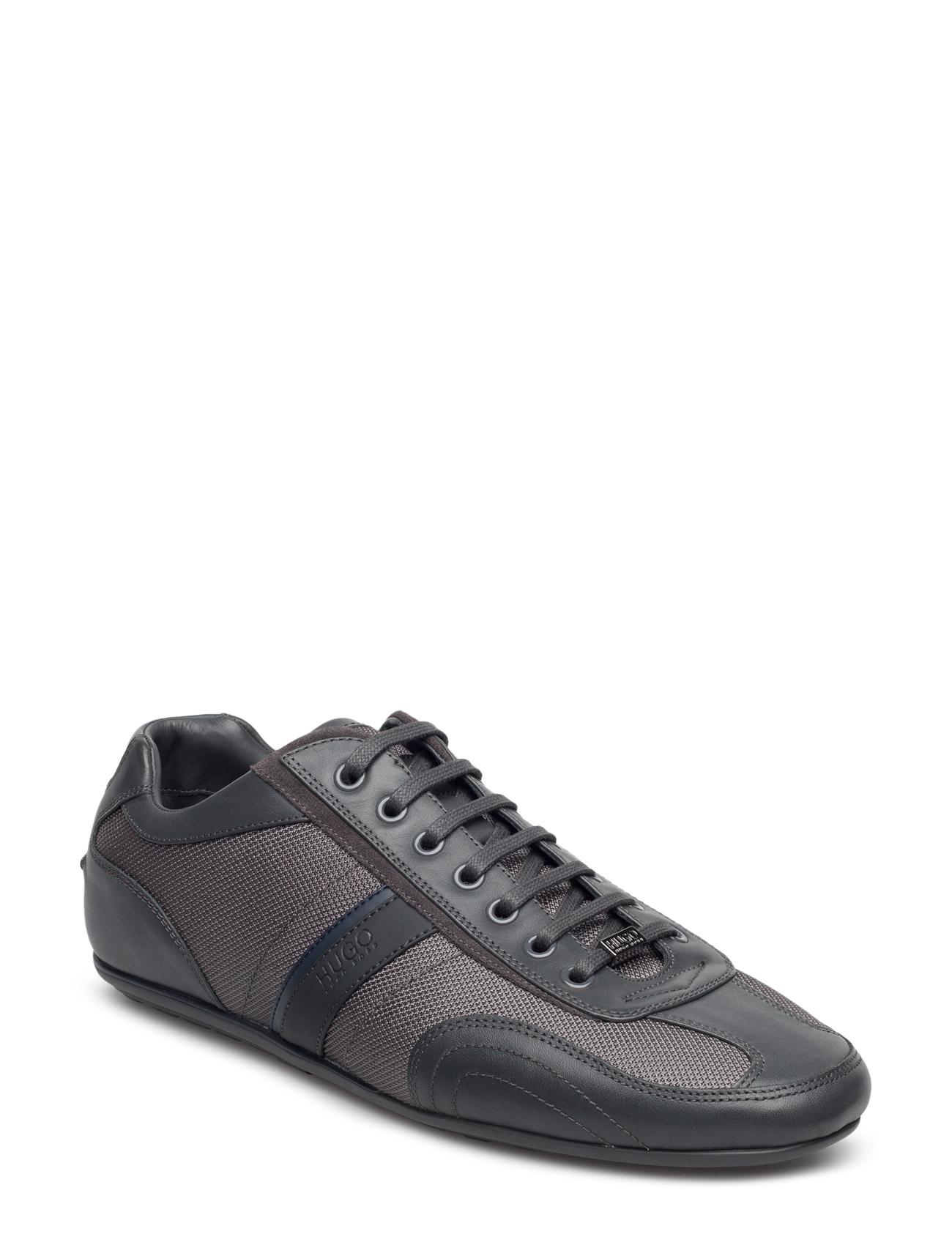 Thatoz HUGO Sneakers til Mænd i Mørkegrå