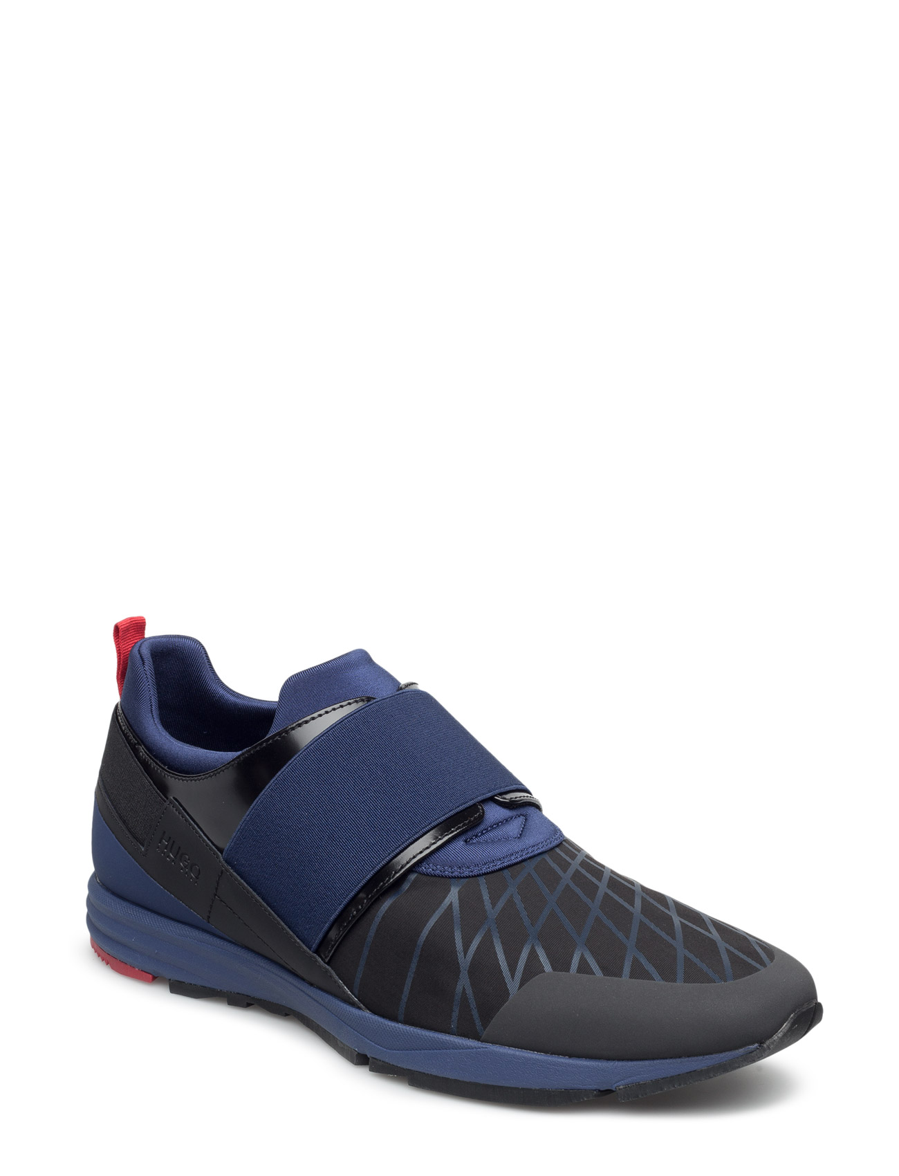 Hybrid_runn_mx HUGO Sneakers til Mænd i Sort