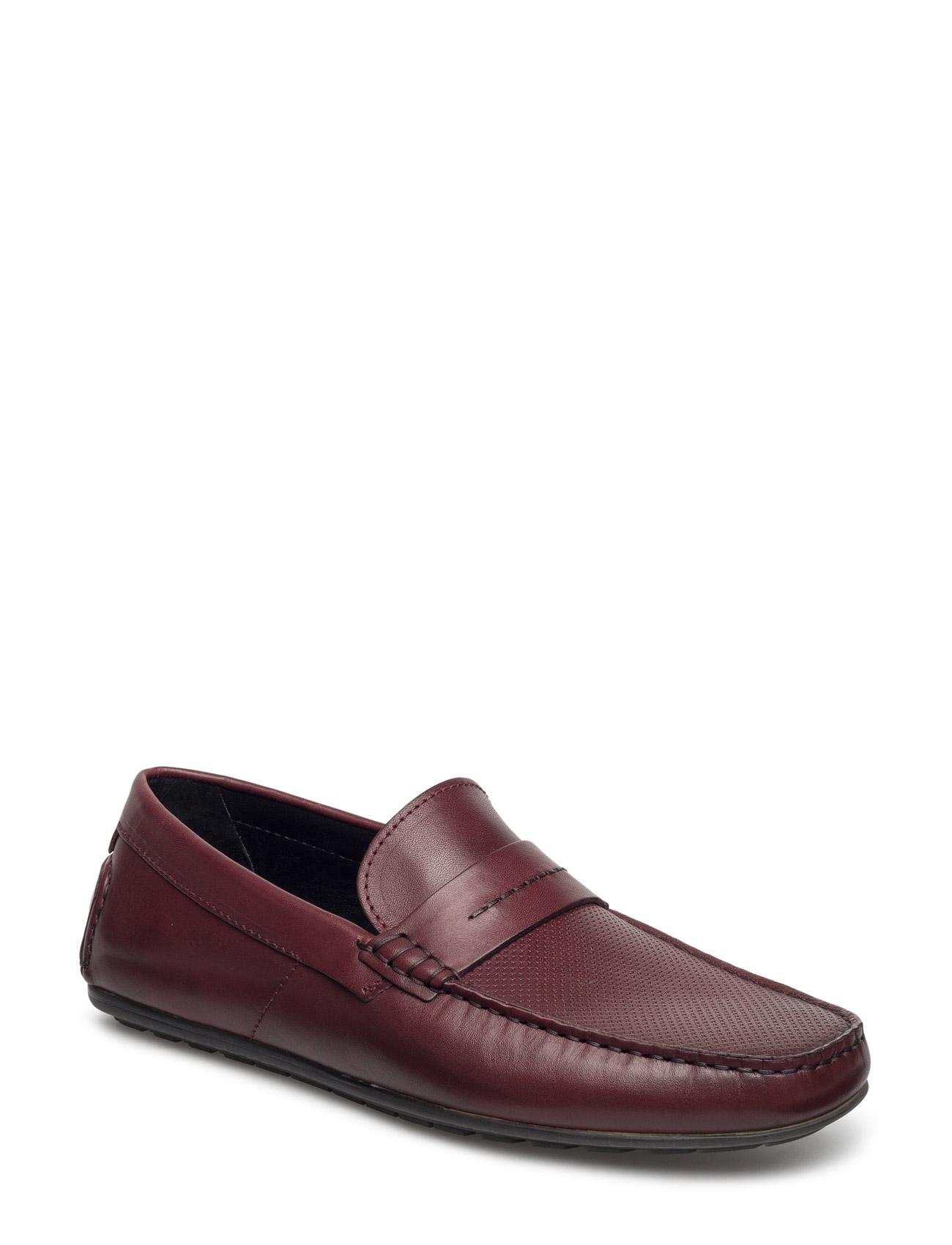 Dandy_mocc_plpr HUGO Casual sko til Herrer i Mørkerød