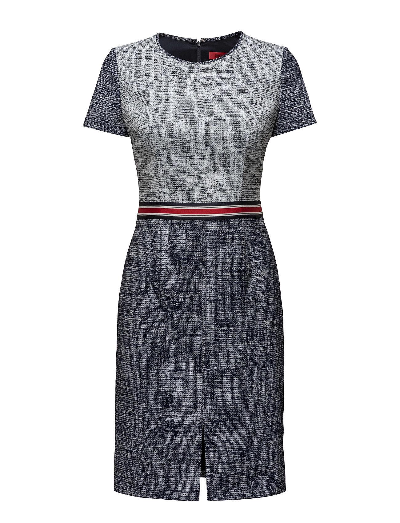 beae3e3e496f Bestil Kadia HUGO Kjoler i Mørkeblå til Kvinder i en online modebutik