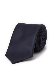 Tie 6 cm self-tipped - Dark Blue