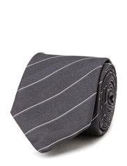 Tie 6 cm - Medium Grey