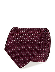 Tie cm 7 - DARK RED