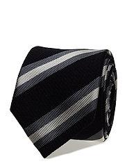 Tie cm 6 - BLACK