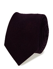 Tie cm 6 - DARK RED