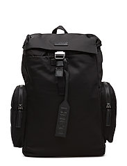 Capital_Backpack - BLACK