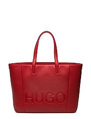 Mayfair Shopper - BRIGHT RED