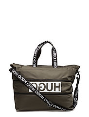 Tribute_Holdall - DARK GREEN
