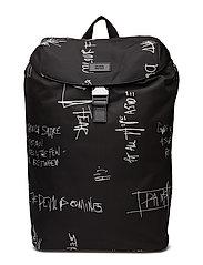 Tribute P_Backpack - BLACK