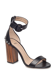 Uptown Sandal 100-S - BLACK