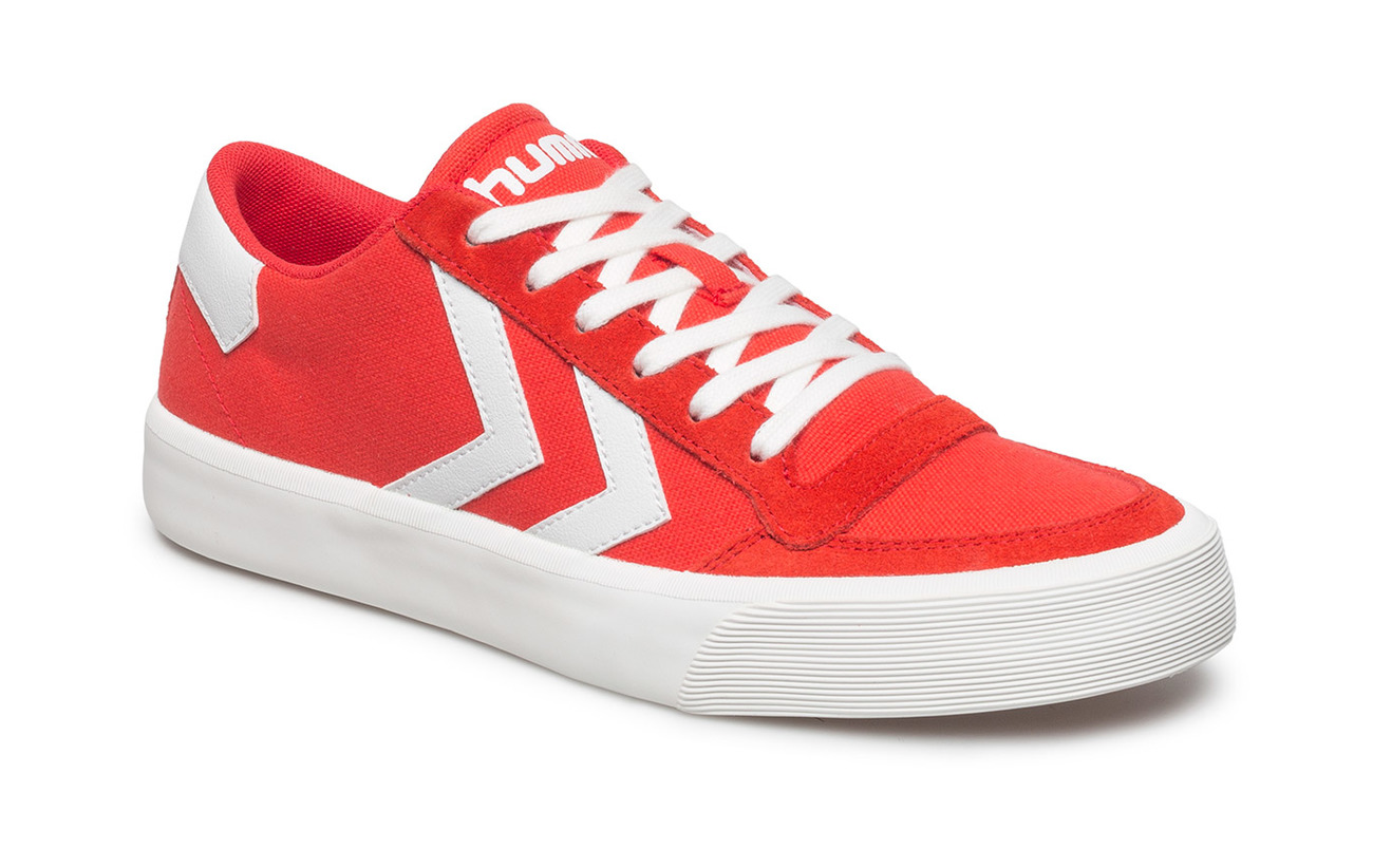 Hummel Stadil Rmx Low   fiery red