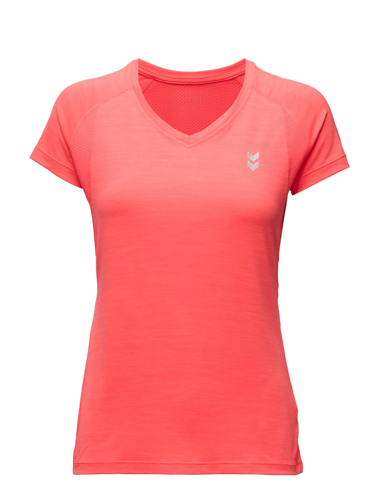 Isa Ss Tee Hummel Løbe t-shirts til Damer i