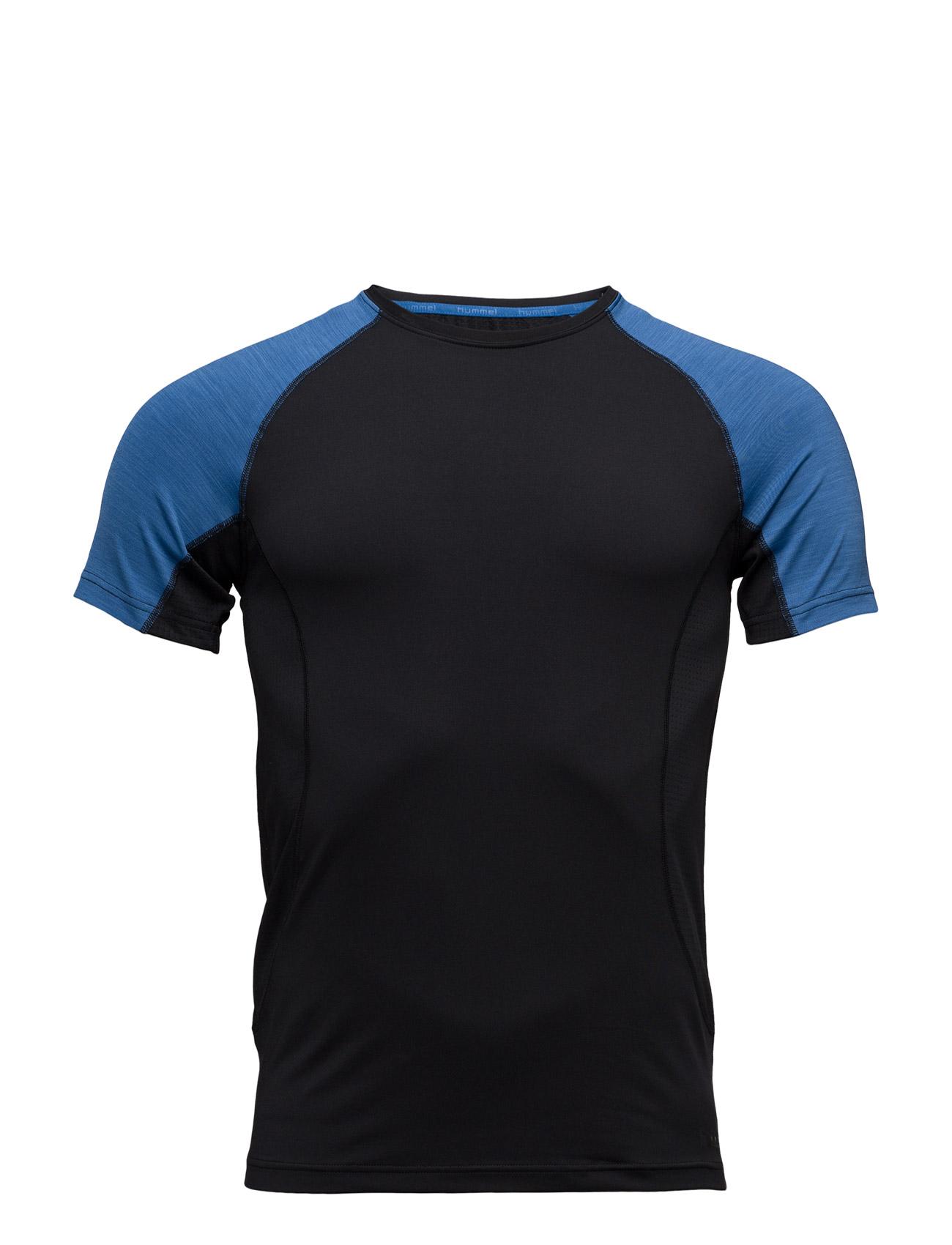 Hall Ss Tee Hummel Løbe t-shirts til Mænd i