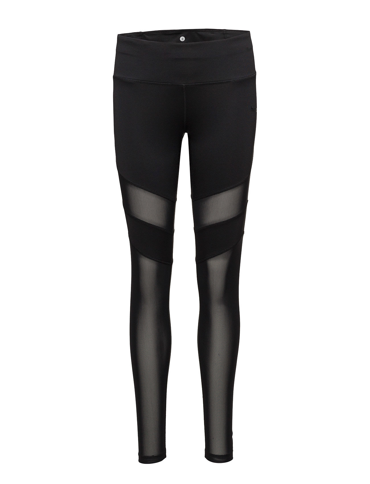 Rosa Tights Hummel Trænings leggings til Damer i