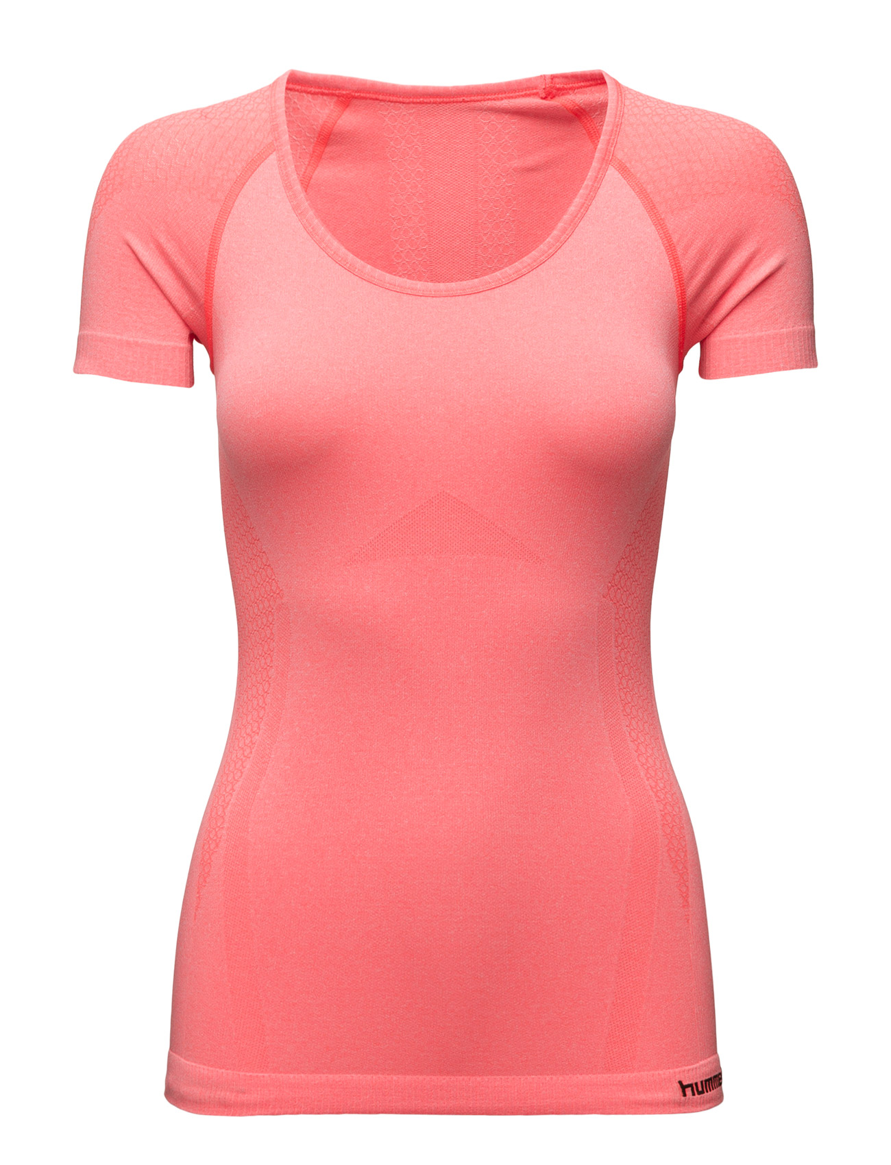 Eve Seamless Ss Tee Hummel Løbe t-shirts til Damer i