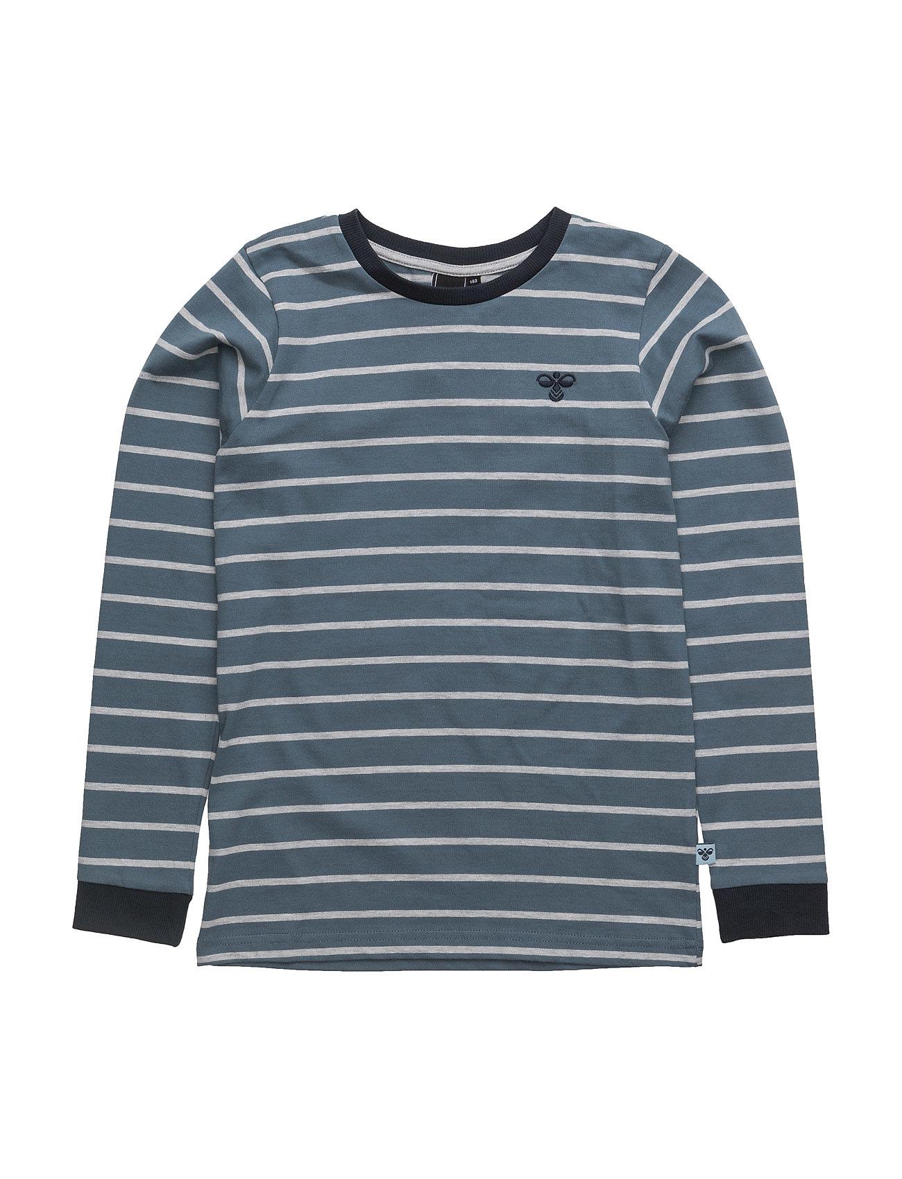 Tuffa Thomas Ls Tee Ss17 Hummel Sleeve T-Shirts till Barn i trevliga ... 7746101b81261