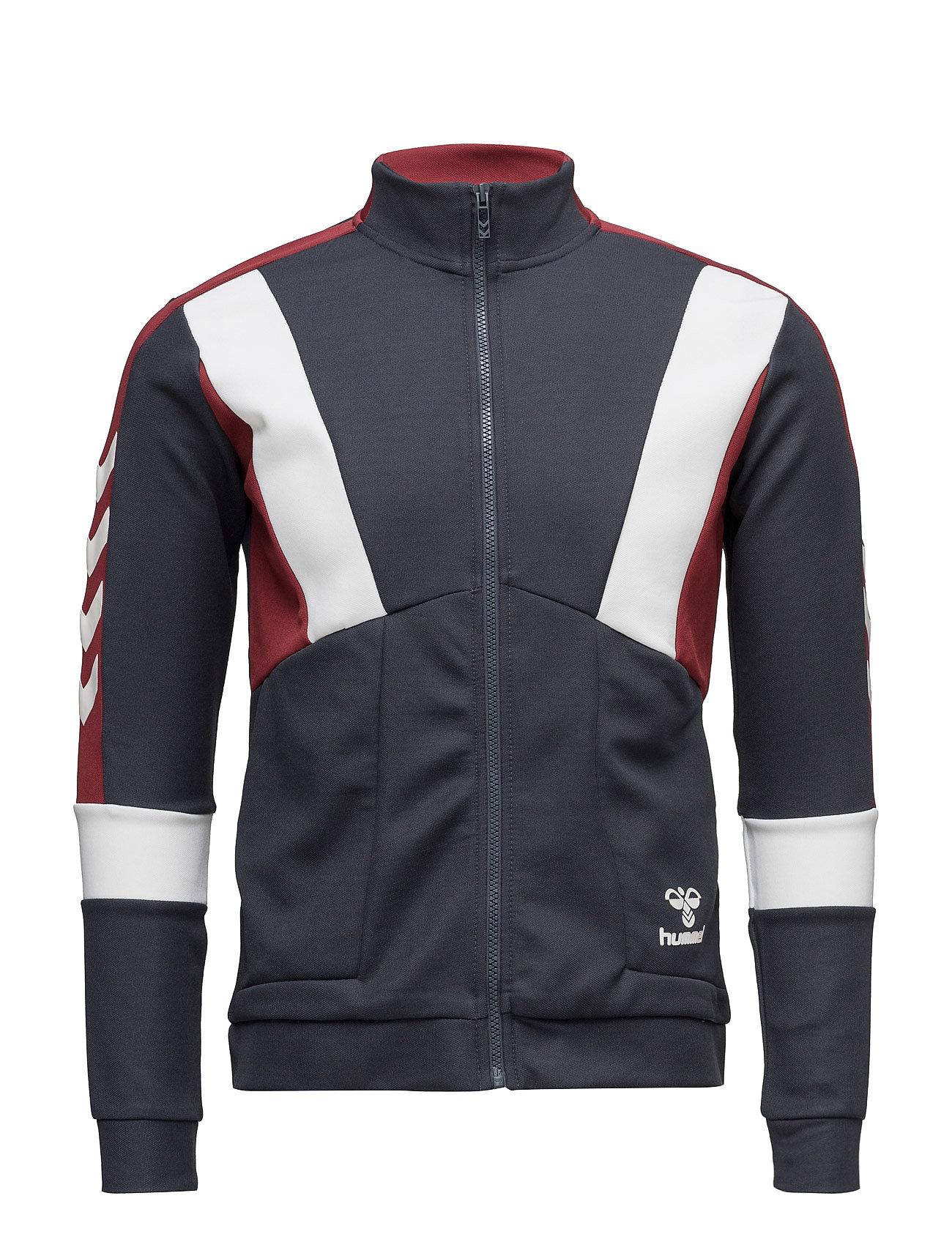 Classic Bee Merkur Zip Jacket Hummel Sports sweatshirts til Herrer i