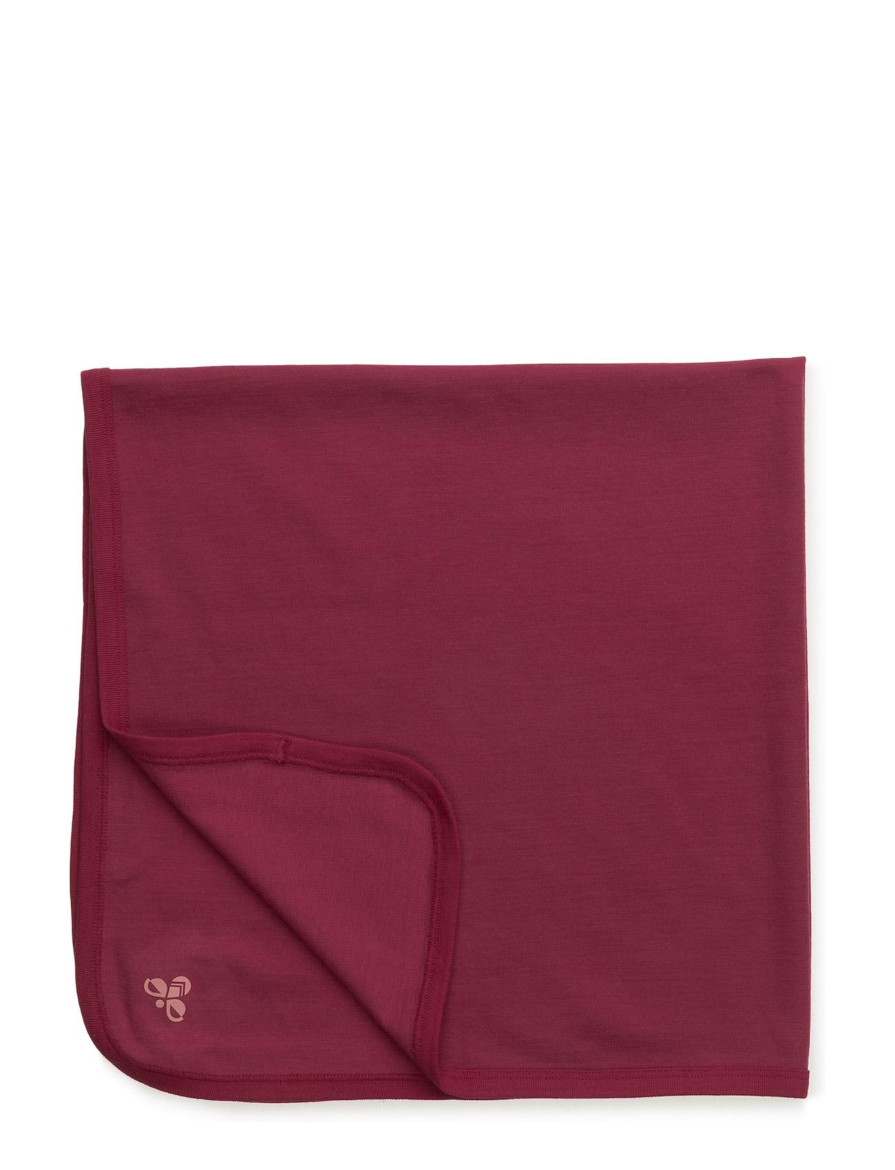 Wool Blanket Hummel Accessories til Piger i Sangria