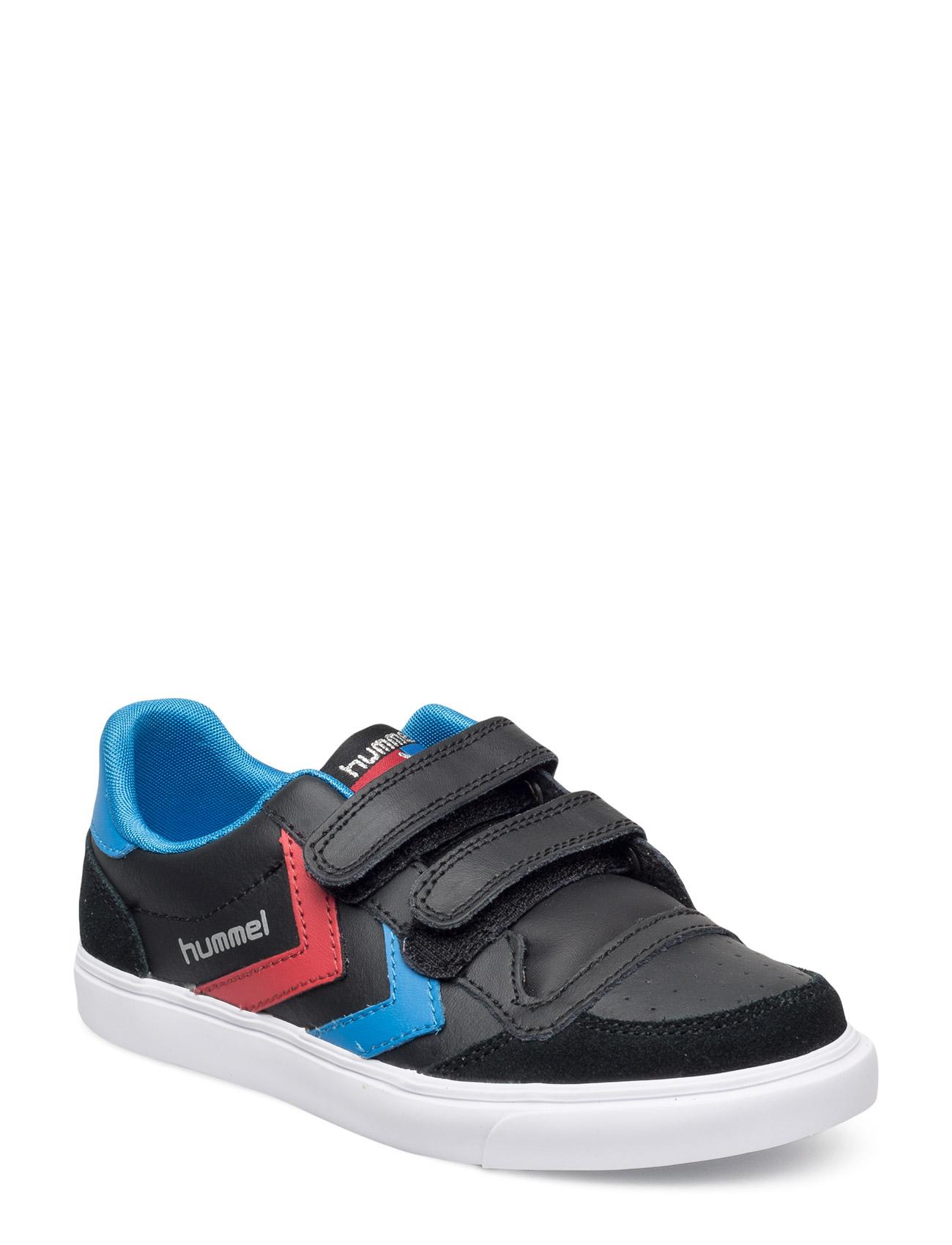 Hummel Stadil Jr Leather Low Hummel Sko & Sneakers til Børn i hvid