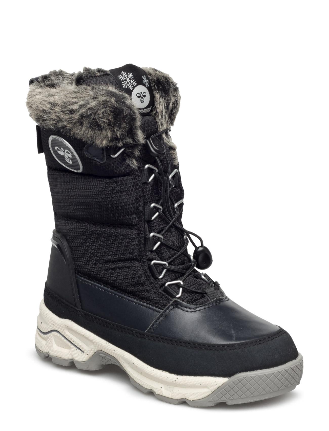 Snow Boot Jr Hummel Støvler til Børn i Sort