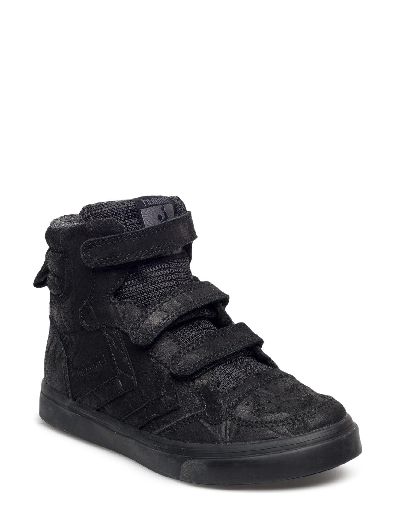Stadil Rugged Sneaker Jr Hummel Sko & Sneakers til Børn i Sort