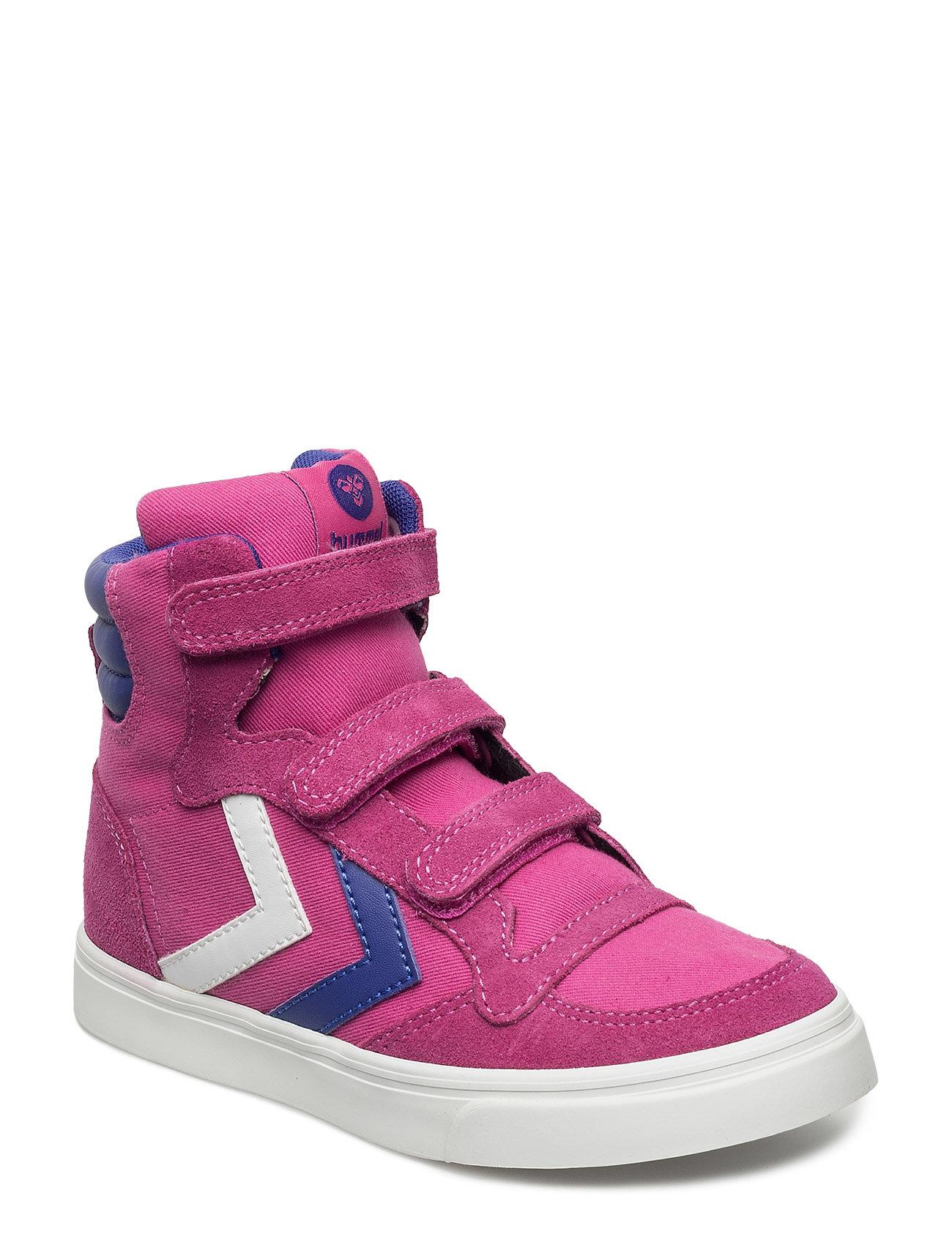Stadil Canvas High Jr Hummel Sko & Sneakers til Børn i