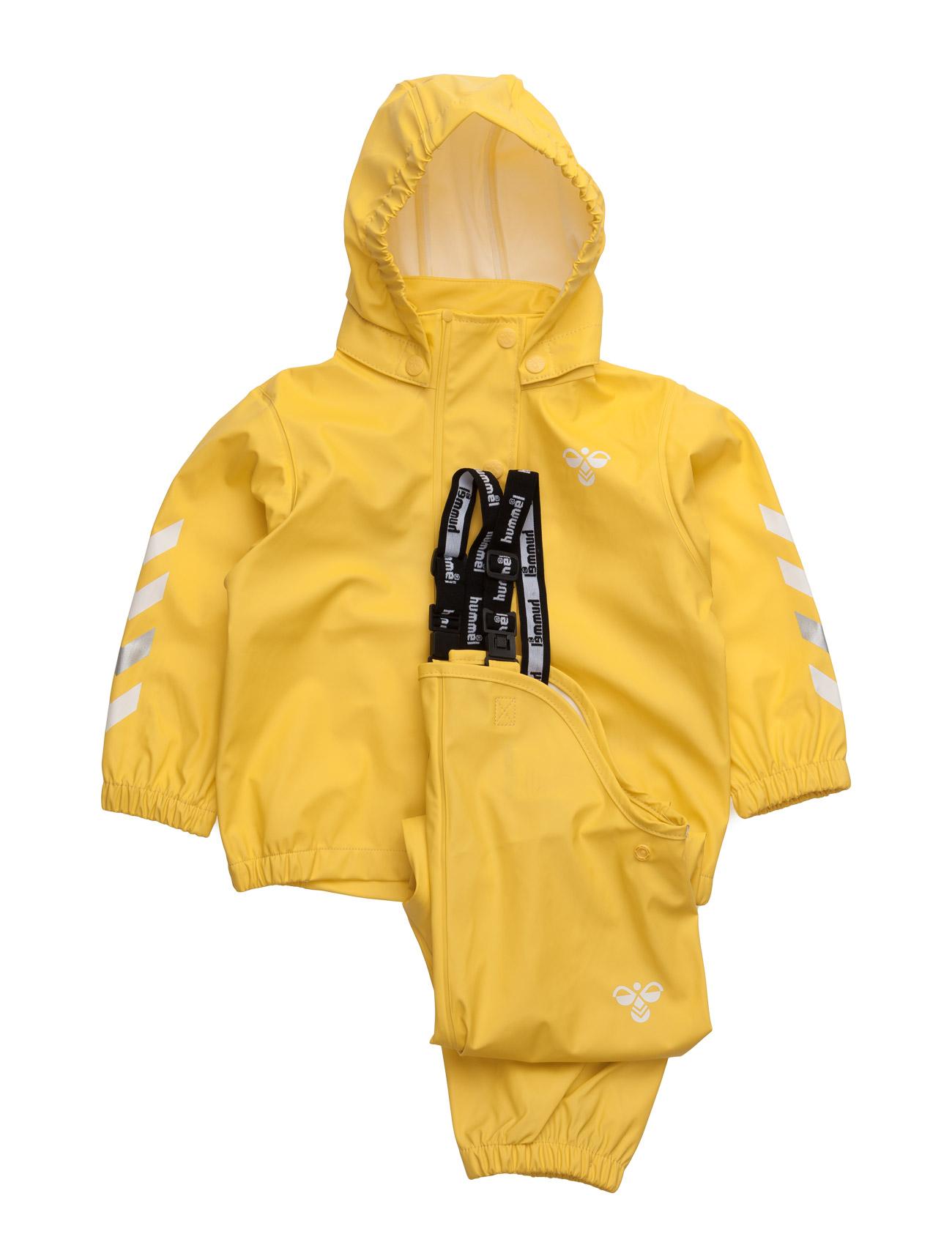 8b7e0bfe052 Reese Rainsuit Hummel Regntøj til Børn i | Unfairfashion.dk