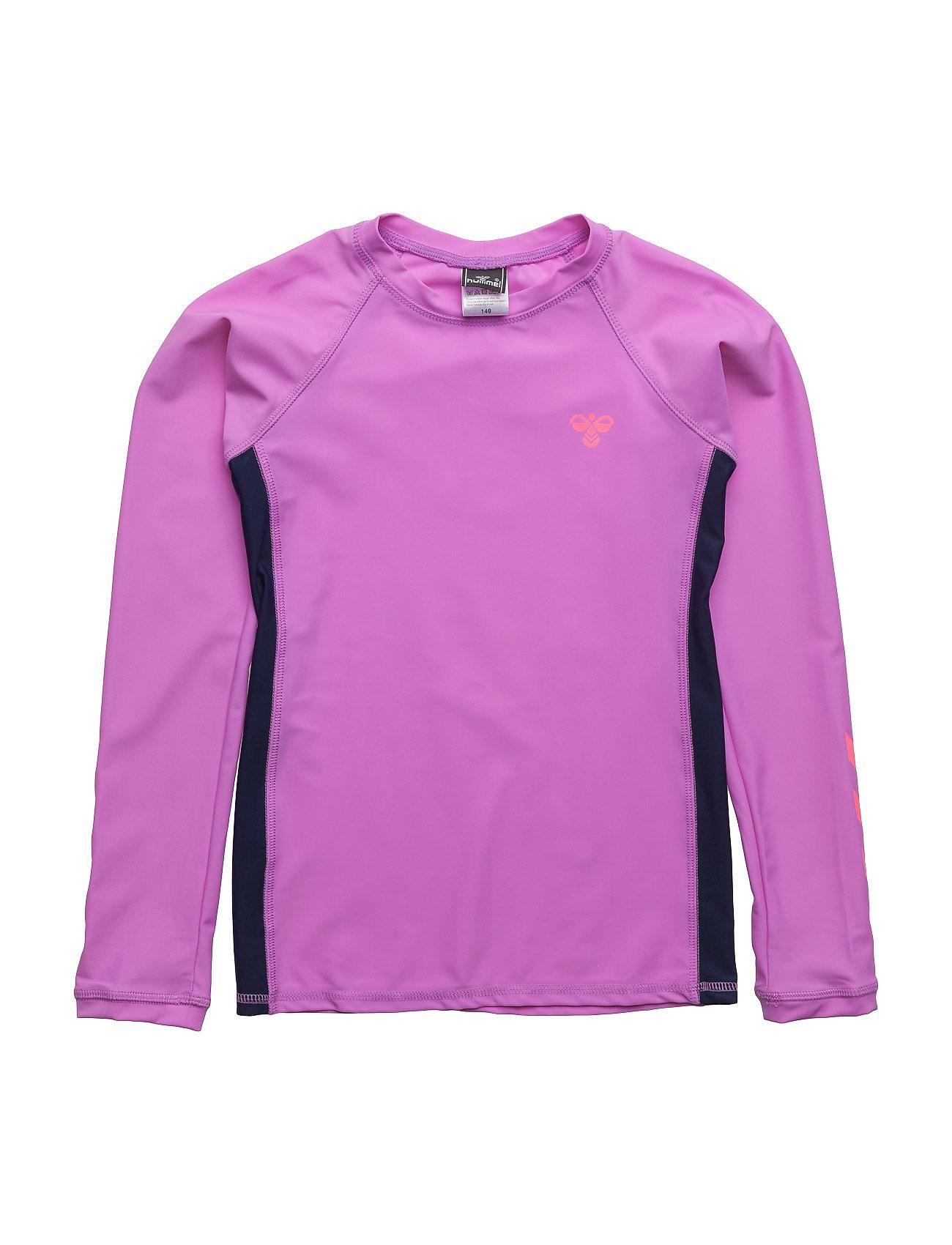 Sidney Swim Tee Ss17 Hummel Bade t-shirts til Børn i