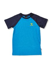 ZENIUS SS TEE AW14 - BRILLIANT BLUE