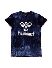 HELMUT SS TEE - DRESS BLUE