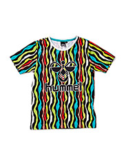 ZEUS SS TEE - MULTI COLOUR BOYS