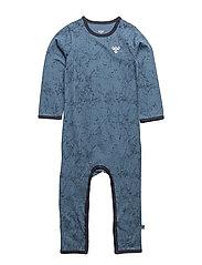 PEPPER BODYSUIT - COPEN BLUE
