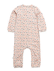 DAISY LS BODYSUIT - MULTI COLOUR GIRLS