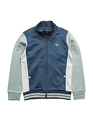 FALCON ZIP JACKET - BLUE WING TEAL