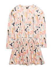 FLORA DRESS - MULTI COLOUR GIRLS