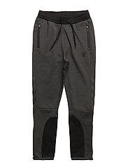 LINCON PANTS XMAS17 - BLACK