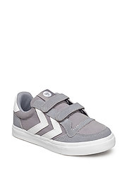 STADIL CANVAS MONO LOW JR - FROST GREY