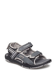 SANDAL TREKKING JR - BLACK