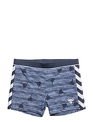 JOSS SWIM TRUNKS SS18 - MULTI COLOUR BOYS