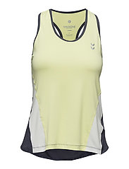 HAILEY TOP - SUNNY LIME